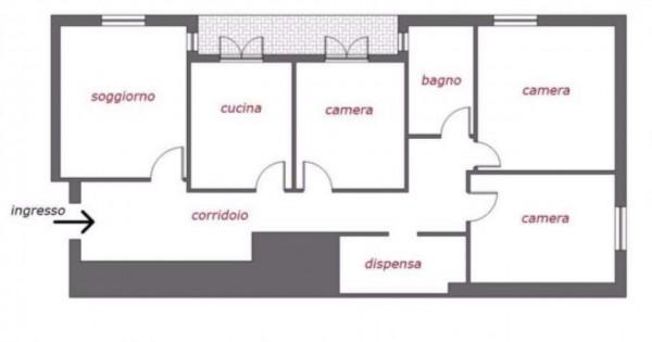 Appartamento in vendita a Genova, Sestri Ponente, 100 mq