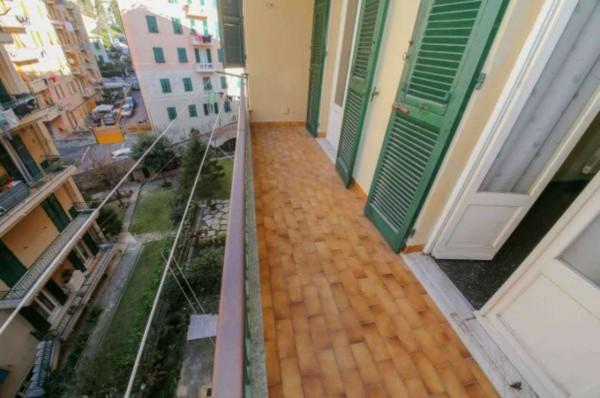 Appartamento in vendita a Genova, Sestri Ponente, 100 mq - Foto 8