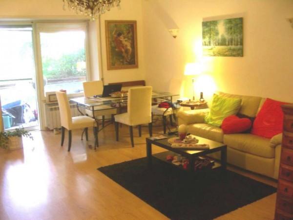 Appartamento in vendita a Genova, Quarto, Con giardino, 120 mq