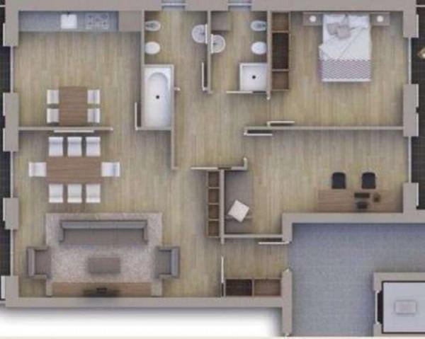 Appartamento in vendita a Genova, Cornigliano, 120 mq - Foto 17