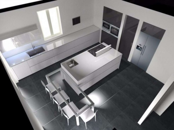 Appartamento in vendita a Genova, Cornigliano, 120 mq