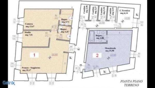 Appartamento in vendita a Courmayeur, 65 mq - Foto 5