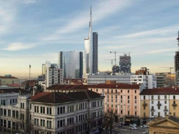 Appartamento in vendita a Milano, Portanuova Turati, Con giardino, 40 mq - Foto 8