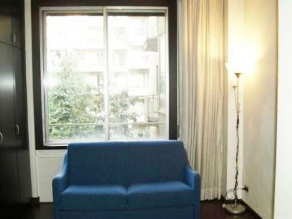 Appartamento in vendita a Milano, Portanuova Turati, Con giardino, 40 mq - Foto 3