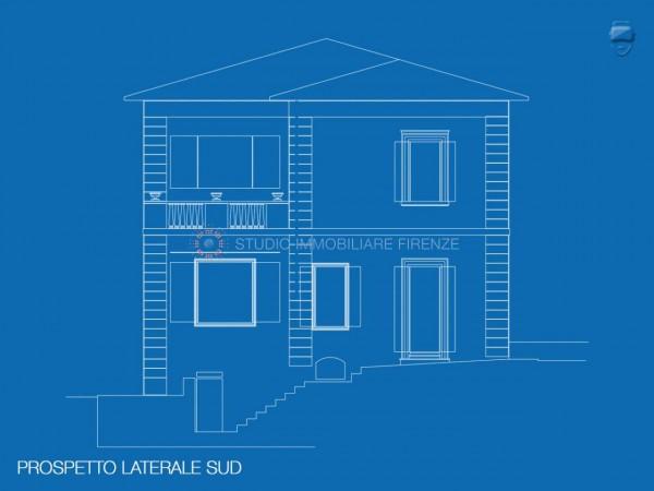 Villa in vendita a Firenze, Con giardino, 350 mq - Foto 8