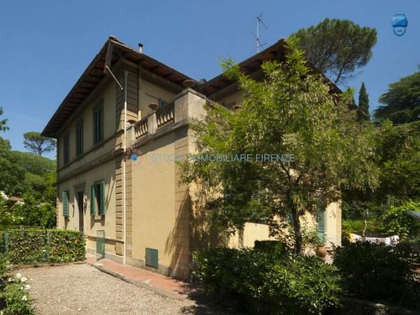 Villa in vendita a Firenze, Con giardino, 350 mq - Foto 30