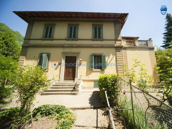 Villa in vendita a Firenze, Con giardino, 350 mq - Foto 17