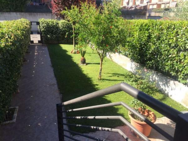 Villetta a schiera in vendita a Roma, Castelverde, 150 mq - Foto 2