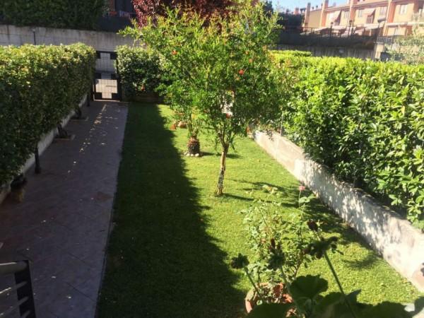 Villetta a schiera in vendita a Roma, Castelverde, 150 mq - Foto 3