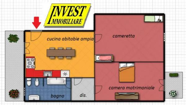 Appartamento in vendita a Torino, Barriera Di Milano, 69 mq - Foto 11