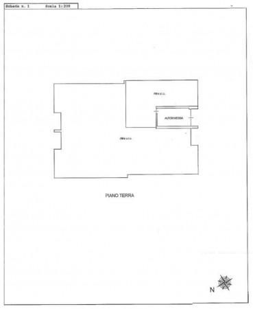Appartamento in vendita a Albignasego, San Lorenzo, Con giardino, 160 mq - Foto 2