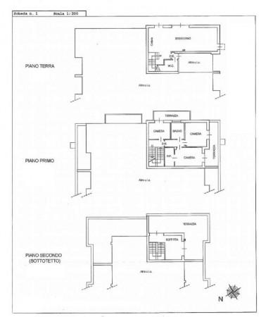 Appartamento in vendita a Albignasego, San Lorenzo, Con giardino, 160 mq - Foto 3