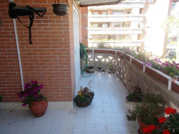 Appartamento in vendita a Roma, Aurelia Val Cannuta, Con giardino, 100 mq