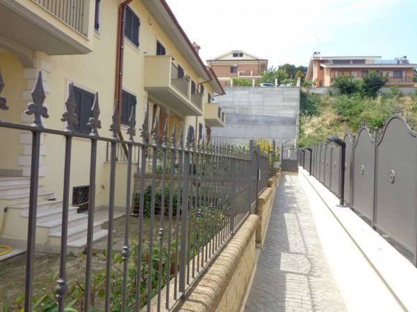 Villetta a schiera in vendita a Roma, Belvedere Montello, Con giardino, 180 mq - Foto 9