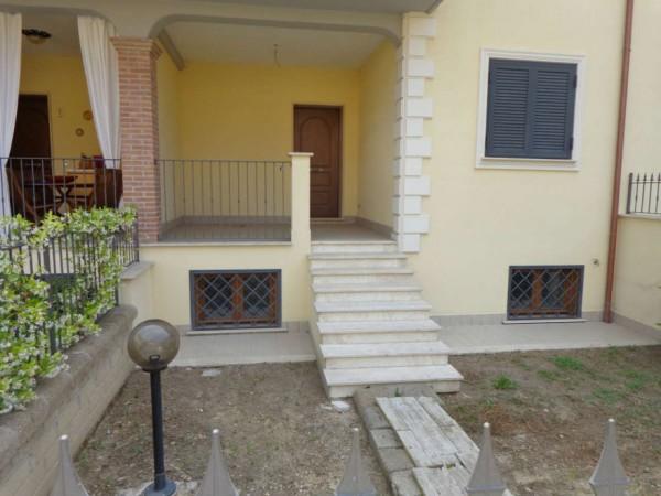 Villetta a schiera in vendita a Roma, Belvedere Montello, Con giardino, 180 mq - Foto 10