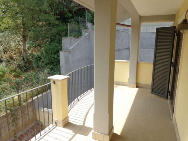 Villetta a schiera in vendita a Roma, Belvedere Montello, Con giardino, 180 mq - Foto 21