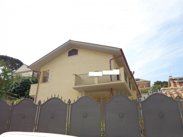 Villetta a schiera in vendita a Roma, Belvedere Montello, Con giardino, 180 mq - Foto 8