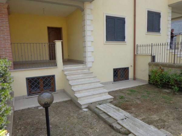 Villetta a schiera in vendita a Roma, Belvedere Montello, Con giardino, 180 mq - Foto 11