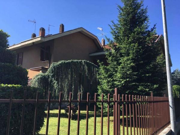 Villa in vendita a Vinovo, Ippico, Con giardino, 180 mq - Foto 1