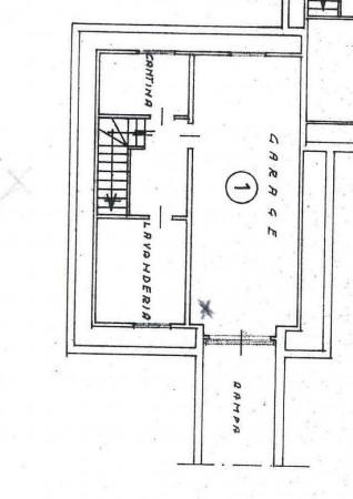Villa in vendita a Vinovo, Ippico, Con giardino, 180 mq - Foto 4