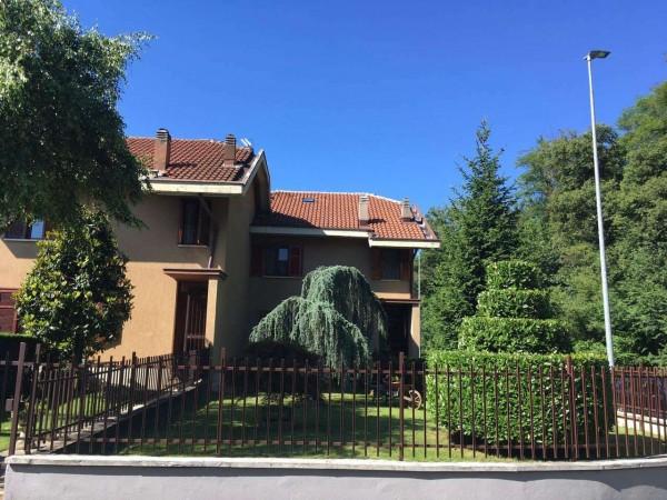 Villa in vendita a Vinovo, Ippico, Con giardino, 180 mq