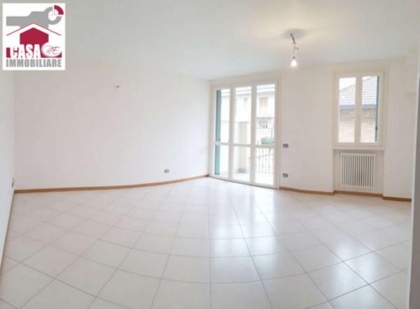 Appartamento in vendita a Cesano Maderno, 120 mq
