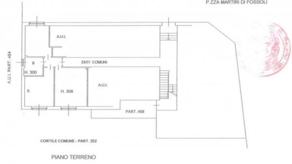 Appartamento in vendita a Desio, Centro Parco, 72 mq - Foto 2