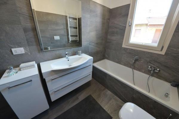 Appartamento in vendita a Desio, Stazione - Parco, 120 mq - Foto 17