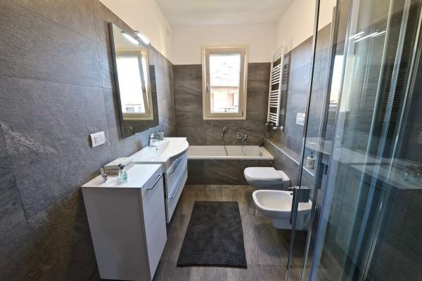 Appartamento in vendita a Desio, Stazione - Parco, 120 mq - Foto 8