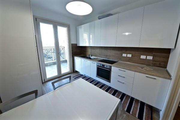 Appartamento in vendita a Desio, Stazione - Parco, 120 mq