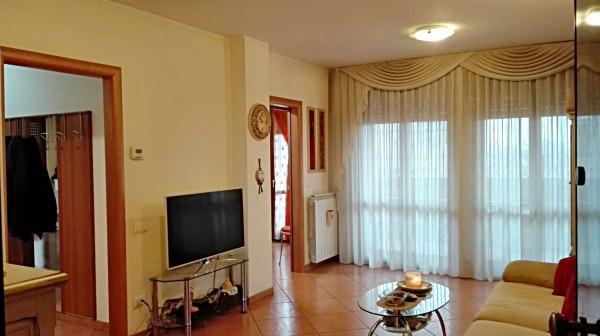 Appartamento in vendita a Desio, Esselunga, Con giardino, 98 mq - Foto 23