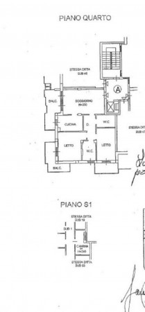 Appartamento in vendita a Desio, Esselunga, Con giardino, 98 mq - Foto 4