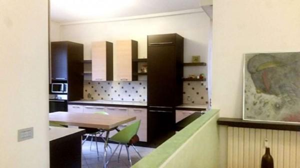 Appartamento in vendita a Desio, Ospedale, Con giardino, 110 mq - Foto 4