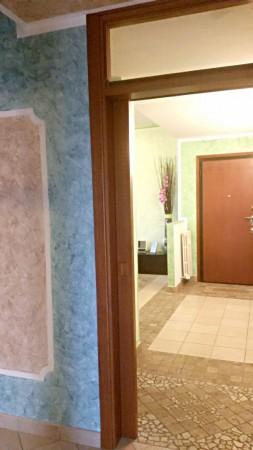 Appartamento in vendita a Desio, Ospedale, Con giardino, 110 mq - Foto 16