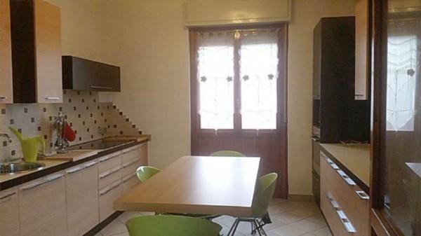 Appartamento in vendita a Desio, Ospedale, Con giardino, 110 mq