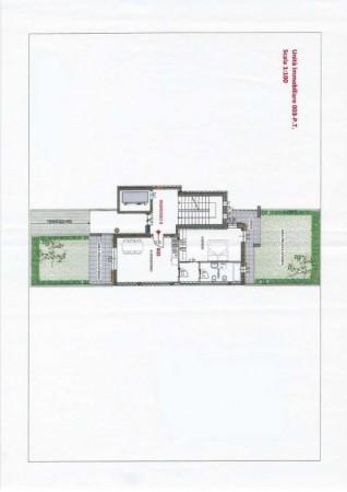 Appartamento in vendita a Lissone, Ospedale Monza, Con giardino, 70 mq - Foto 3