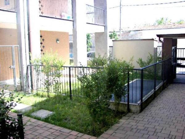 Appartamento in vendita a Lissone, Ospedale Monza, Con giardino, 72 mq