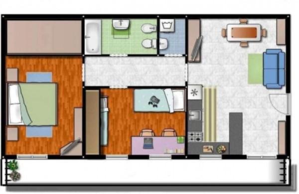Appartamento in vendita a Lissone, 85 mq - Foto 2