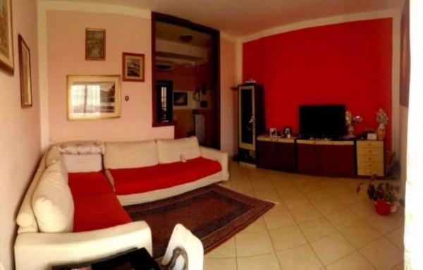Appartamento in vendita a Lissone, Con giardino, 100 mq