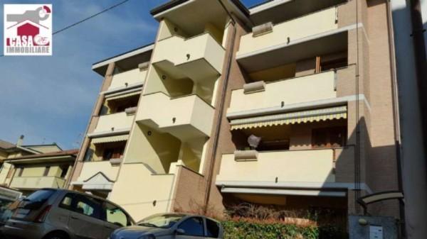 Appartamento in vendita a Lissone, Santa Margherita, Con giardino, 62 mq