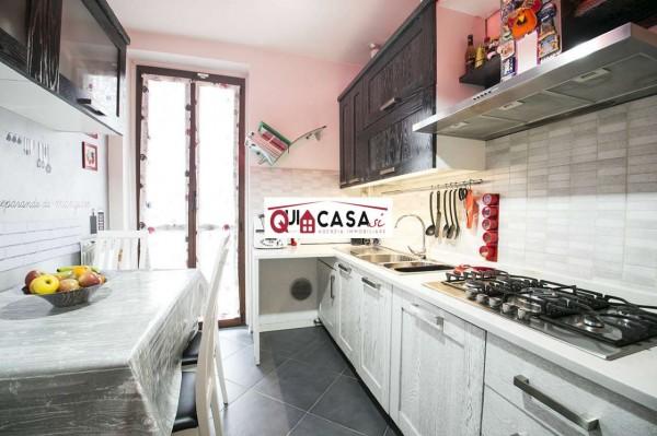 Appartamento in vendita a Meda, Confine Barlassina / Seveso, 90 mq - Foto 13