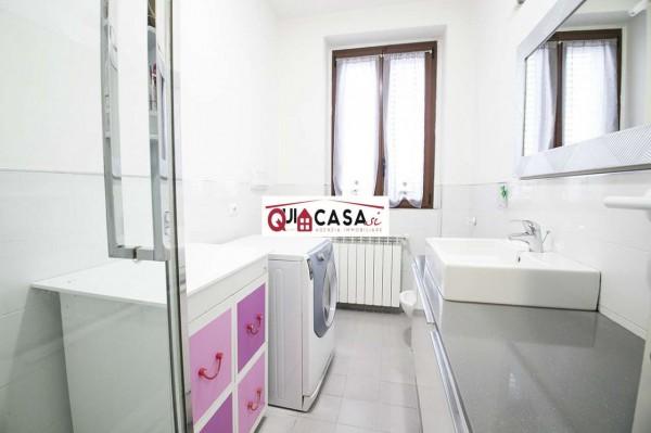 Appartamento in vendita a Meda, Confine Barlassina / Seveso, 90 mq - Foto 6