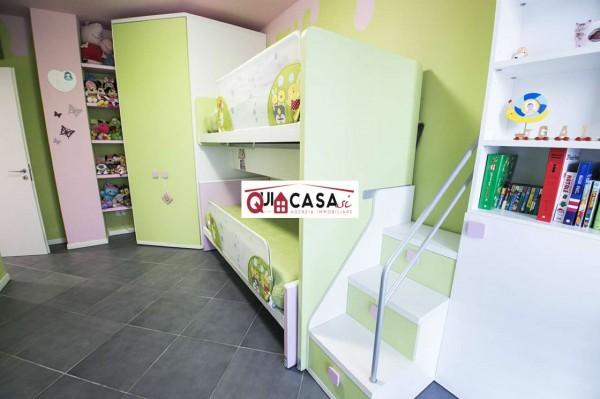 Appartamento in vendita a Meda, Confine Barlassina / Seveso, 90 mq - Foto 3