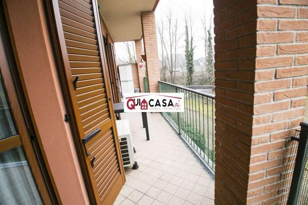 Appartamento in vendita a Meda, Confine Barlassina / Seveso, 90 mq - Foto 12