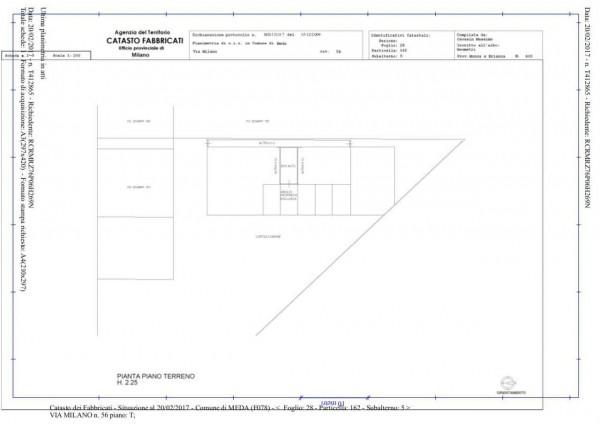 Appartamento in vendita a Meda, Confine Barlassina / Seveso, 90 mq - Foto 16