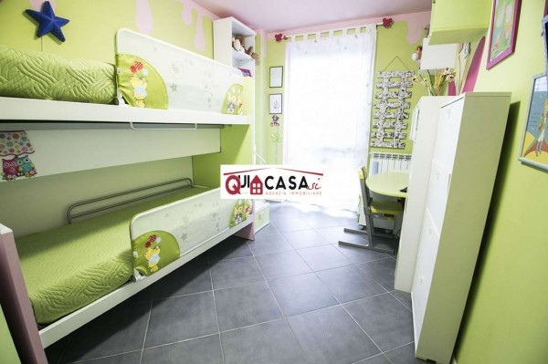 Appartamento in vendita a Meda, Confine Barlassina / Seveso, 90 mq - Foto 4