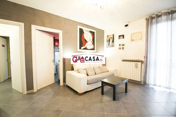 Appartamento in vendita a Meda, Confine Barlassina / Seveso, 90 mq