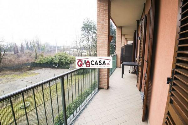 Appartamento in vendita a Meda, Confine Barlassina / Seveso, 90 mq - Foto 11