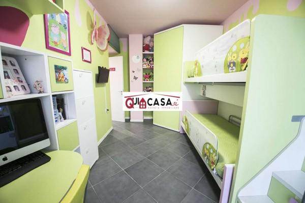 Appartamento in vendita a Meda, Confine Barlassina / Seveso, 90 mq - Foto 2