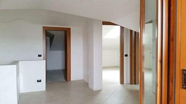Appartamento in vendita a Muggiò, Centro, Con giardino, 130 mq - Foto 13